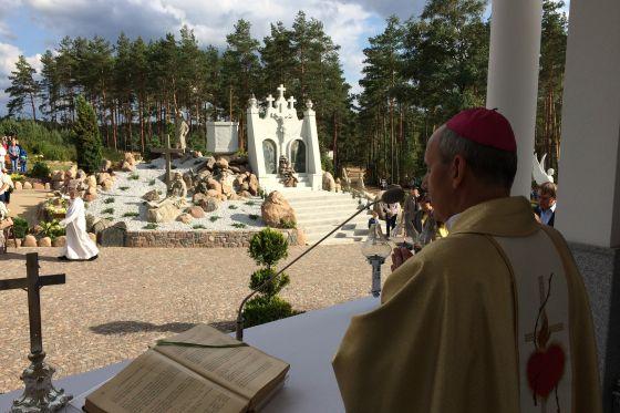 POPIELGRZYMKOWE SPOTKANIE W ŚW. WODZIE